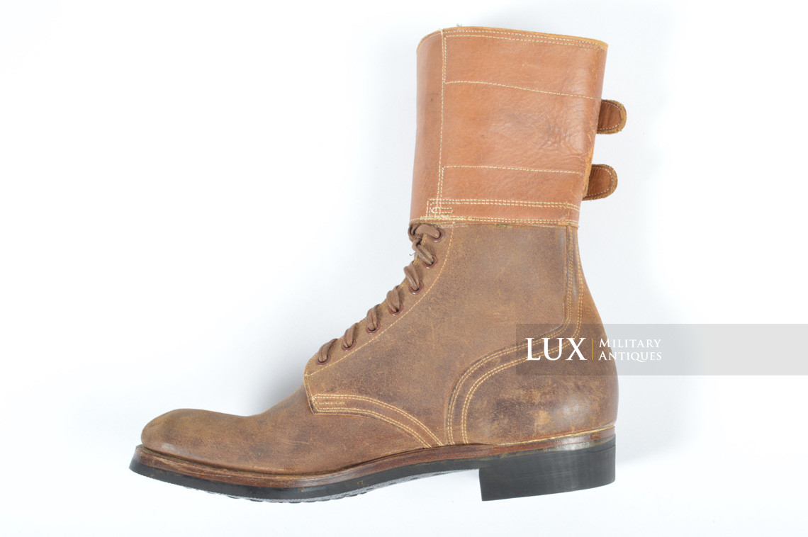 Unissued US buckle combat boots - photo 31