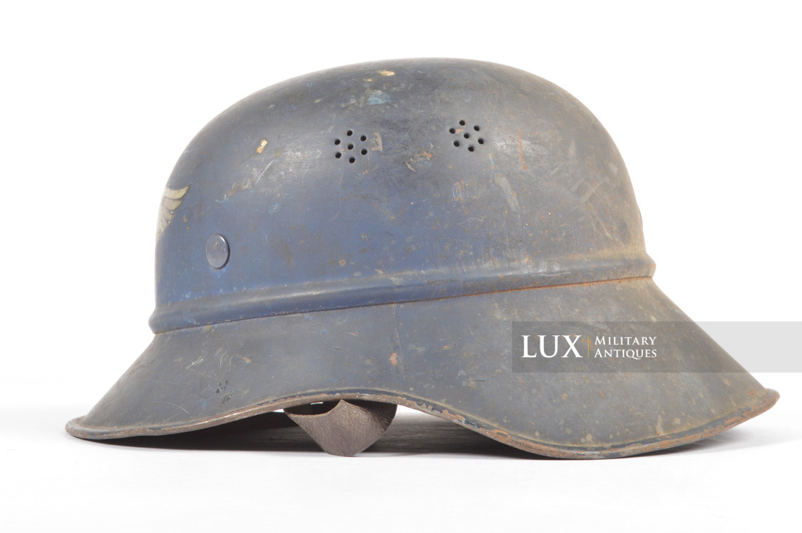 Luftschutz gladiator helmet, « untouched/as found » - photo 9