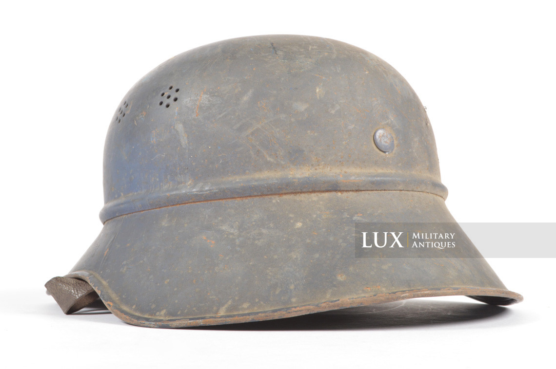 Luftschutz gladiator helmet, « untouched/as found » - photo 10