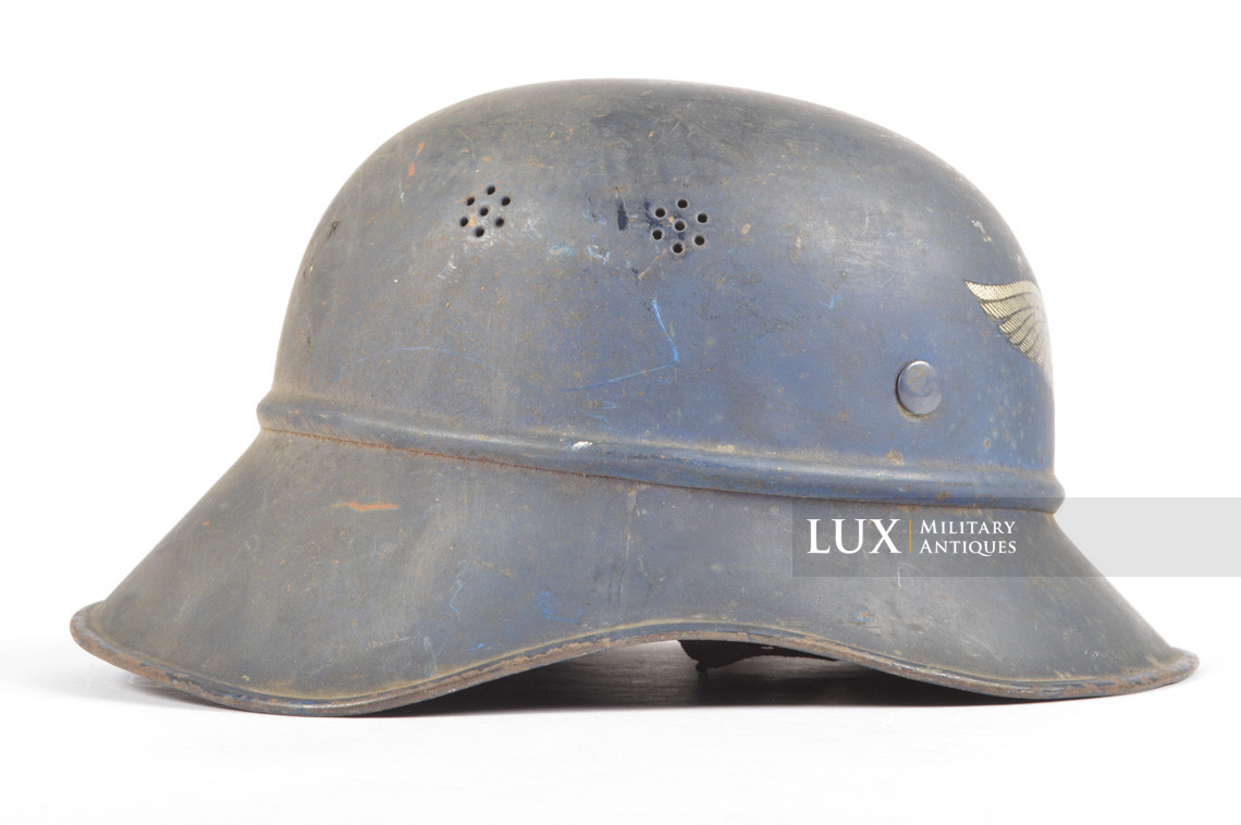 Luftschutz gladiator helmet, « untouched/as found » - photo 13
