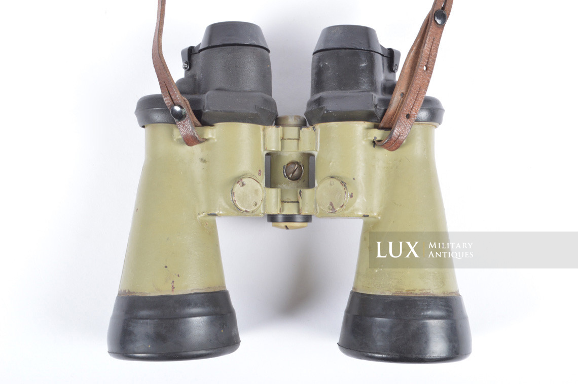 German « 7x50 » fixed focus armored binocular set, « blc » - photo 14