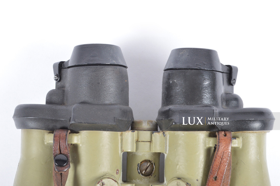 German « 7x50 » fixed focus armored binocular set, « blc » - photo 15