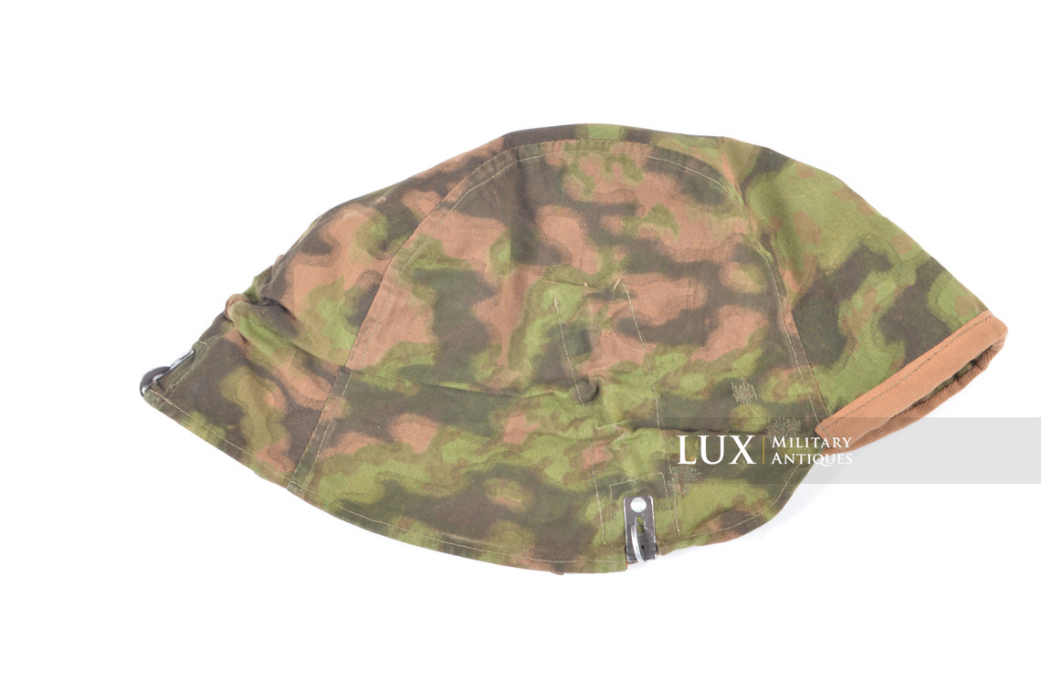 First pattern Waffen-SS blurred edge camouflage helmet cover - photo 60