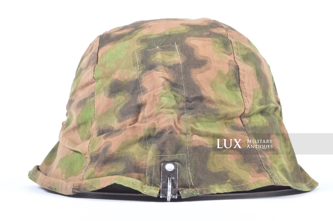 First pattern Waffen-SS blurred edge camouflage helmet cover - photo 13