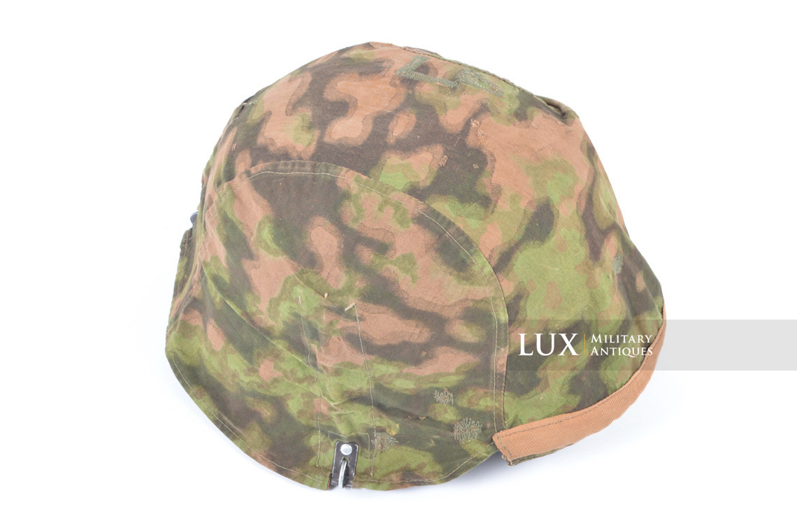 First pattern Waffen-SS blurred edge camouflage helmet cover - photo 16
