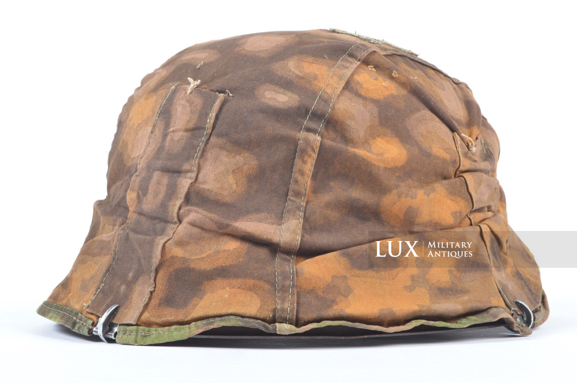 First pattern Waffen-SS blurred edge camouflage helmet cover - photo 36